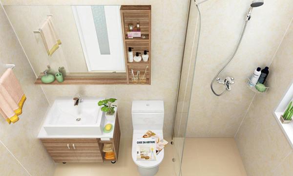 装配式整体浴室卫生间