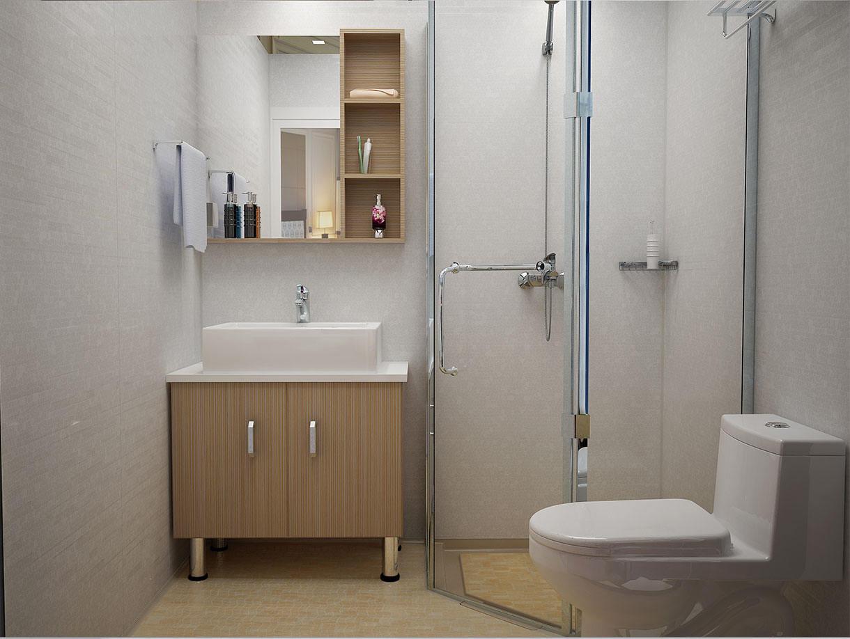 卫浴厂家_《品牌整体卫浴》品牌整体卫浴厂家价格-华彩整体卫浴